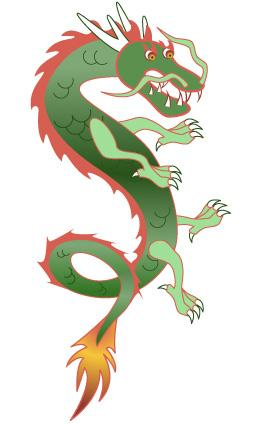 Dragon Fire Clipart | Clipart Panda - Free Clipart Images