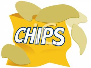 Chips Clipart | Clipart Panda - Free Clipart Images