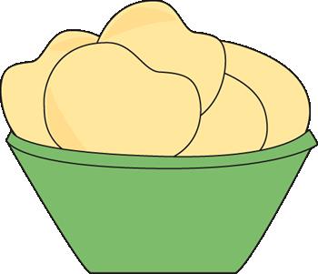 bowl of potato chips clip art clipart panda free clipart images rh clipartpanda com potato chip clipart black and white sweet potato chips clipart