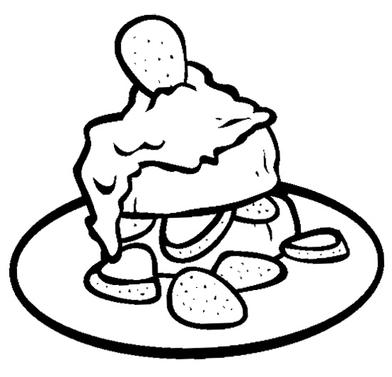 Chocolate chip cookie coloring page coloring pages for Cookies coloring page
