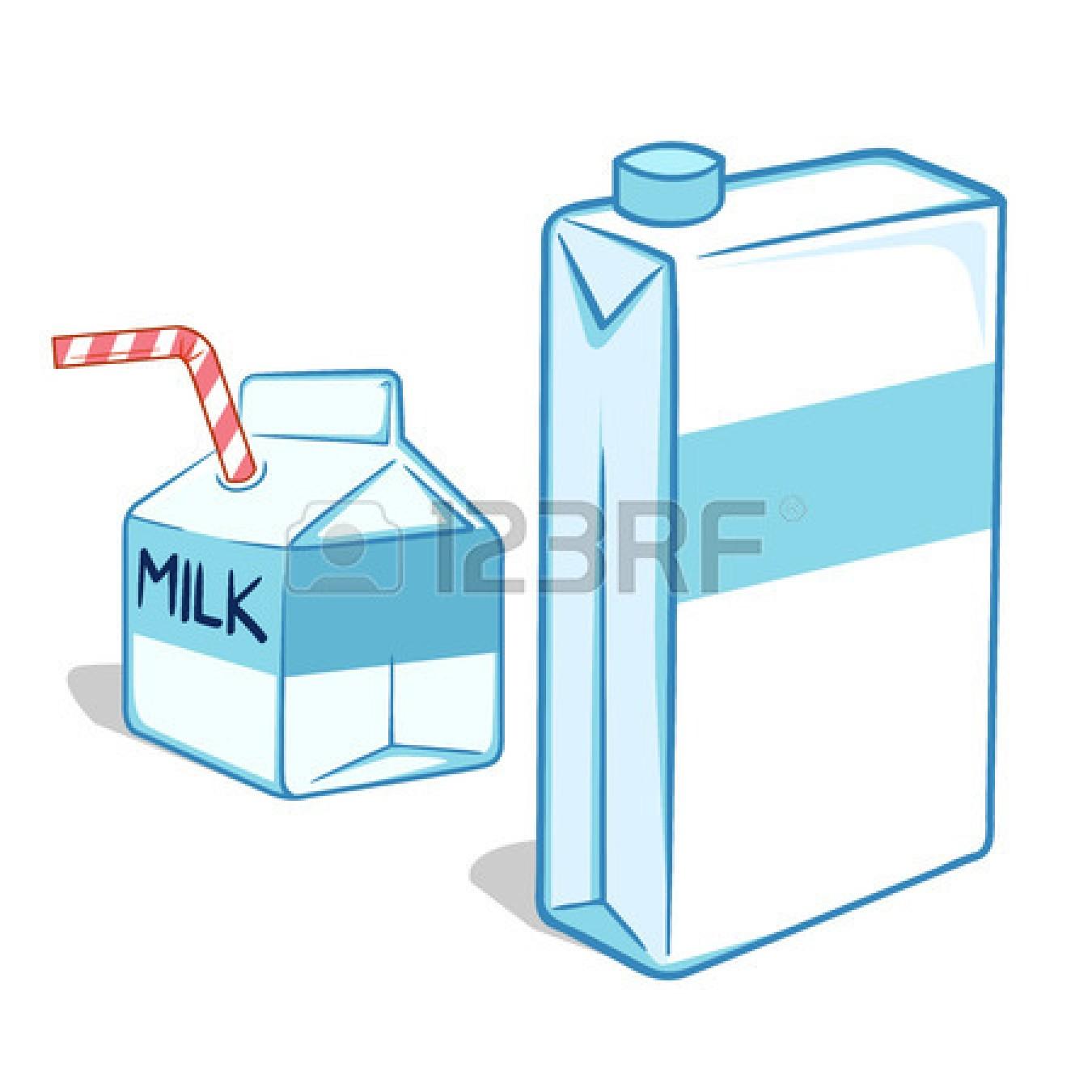 how to draw a milk carton