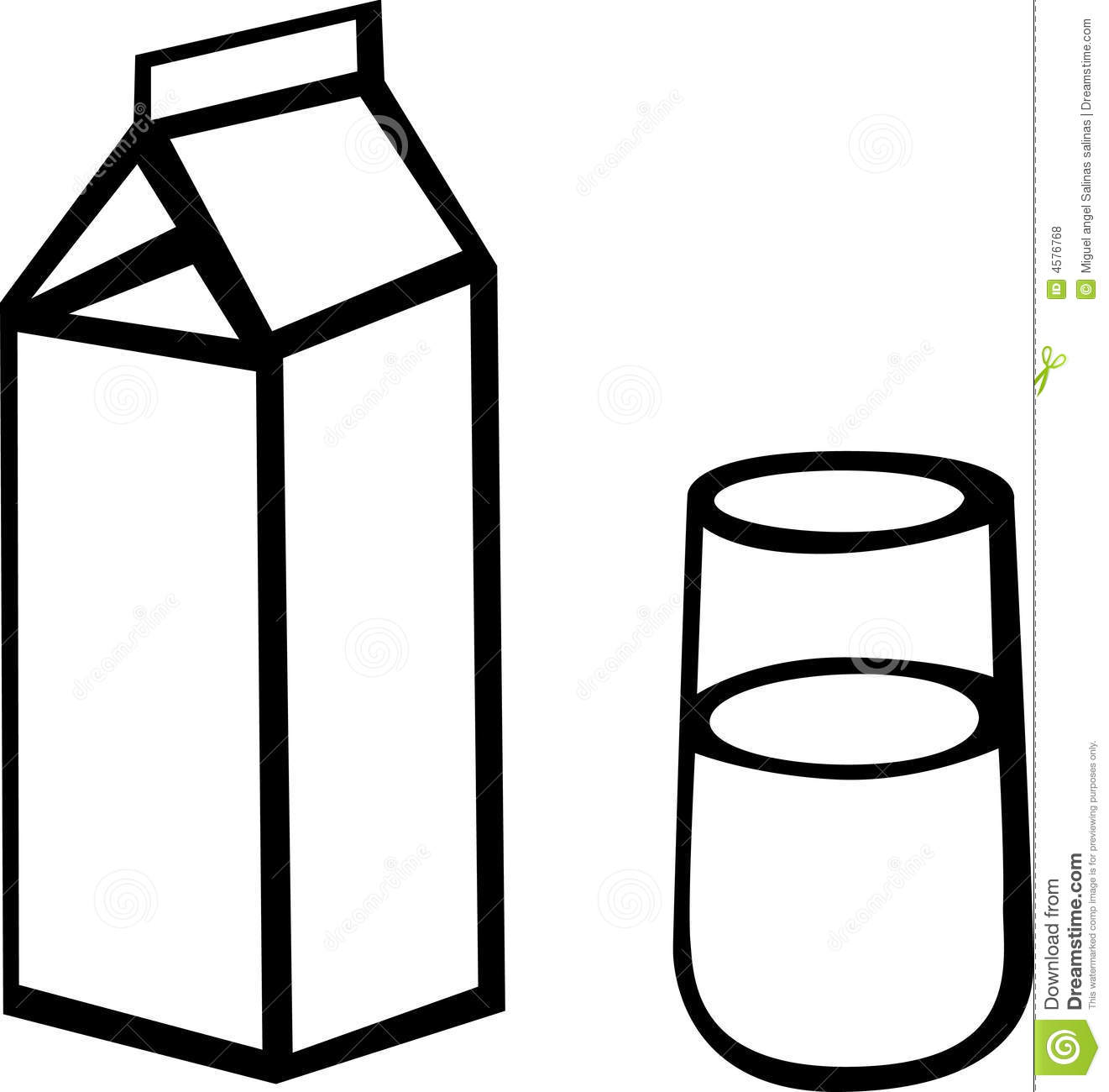 Chocolate Milk Carton | Clipart Panda - Free Clipart Images