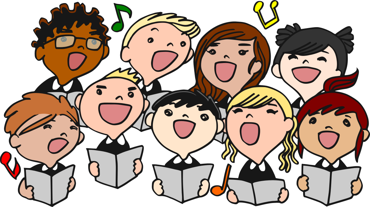 Image result for choir images clip art