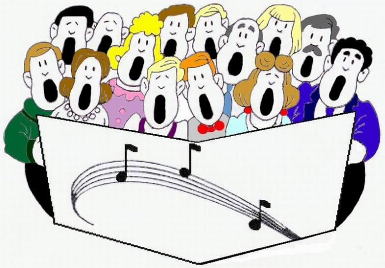 Choir Clip Art Free   Clipart Panda - Free Clipart Images