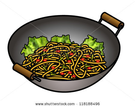 Animated Chinese Food Clipart