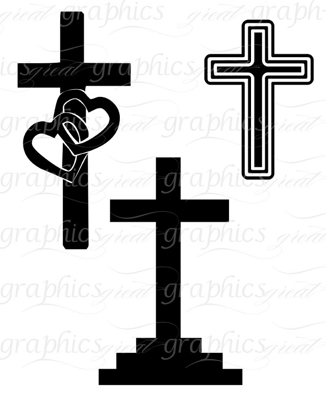 Christian Cross Clip Art Designs | Clipart Panda - Free ...