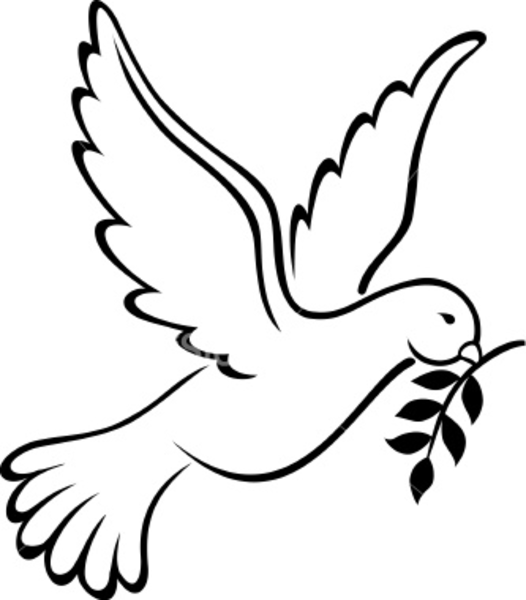 Christian Dove Clipart | Clipart - 55.6KB