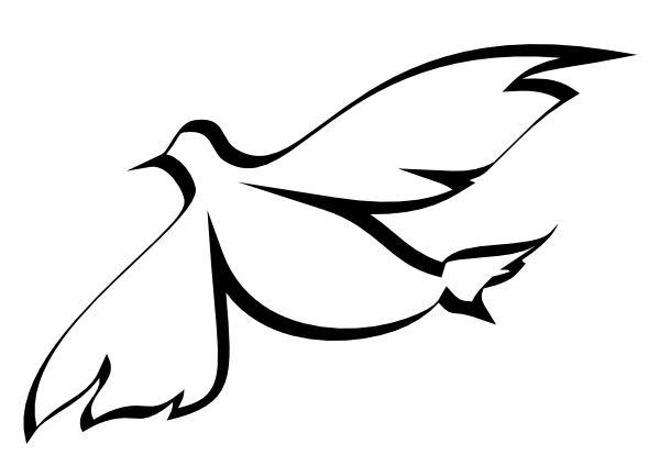 Christian Dove Clipart | Clipart - 30.3KB