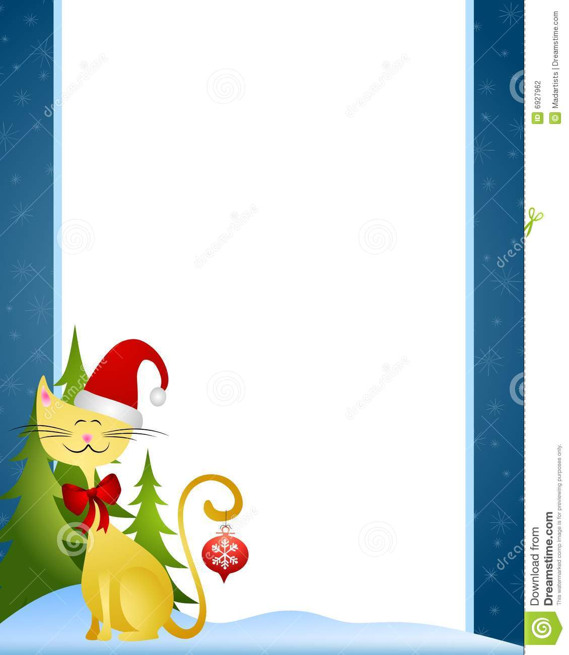 Christmas Border Clipart | Clipart Panda - Free Clipart Images