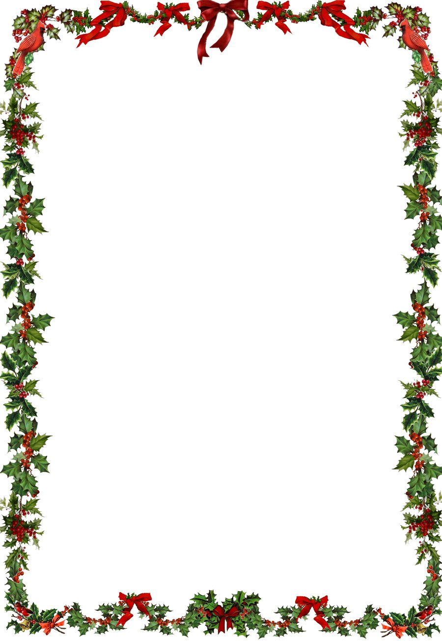 clipart xmas borders - photo #23