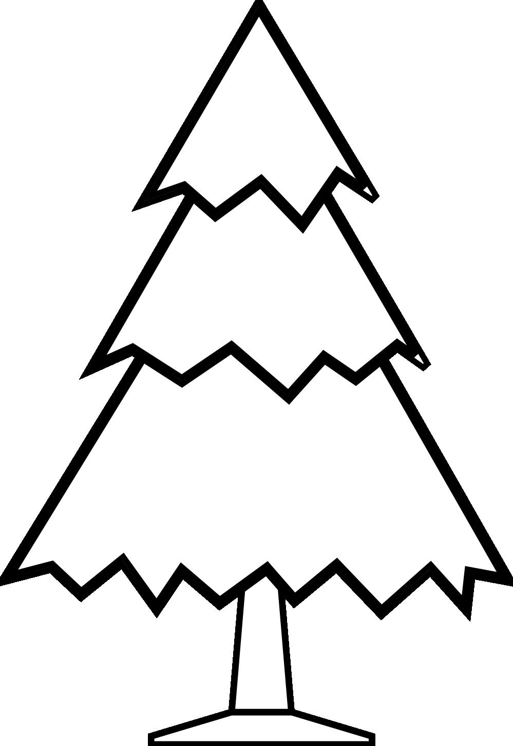 clip art xmas christmas tree clipart panda free clipart images rh clipartpanda com christmas tree clipart black and white outline Christmas Tree Silhouette