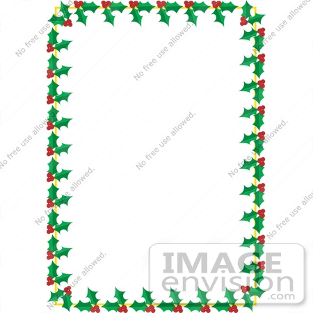 Christmas Clip Art Borders For Word Documents | Clipart Panda ...