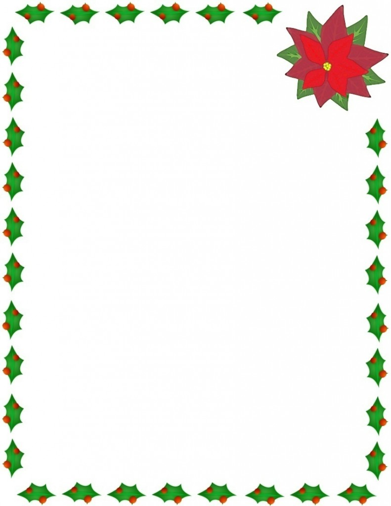Christmas Clip Art Borders And Frames | Search Results ...