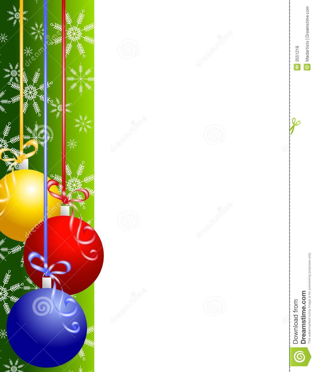 clipart xmas borders - photo #46