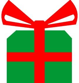 Christmas Gift Clipart Free.Christmas Gift Clipart Clipart Panda Free Clipart Images