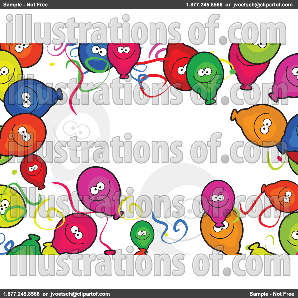 Free Birthday Clip Art Borders | Clipart Panda - Free Clipart Images