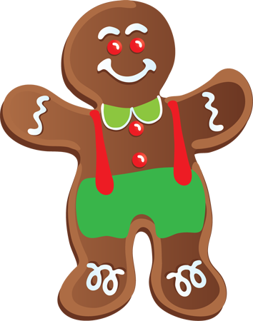 Clip Art Christmas Cookie Clipart christmas cookie border clipart panda free images