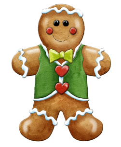 Christmas Cookie Clipart Clipart Panda Free Clipart Images