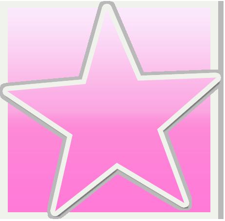 pink star clipart clipart panda free clipart images rh clipartpanda com Red Star Clip Art Blue Star Clip Art