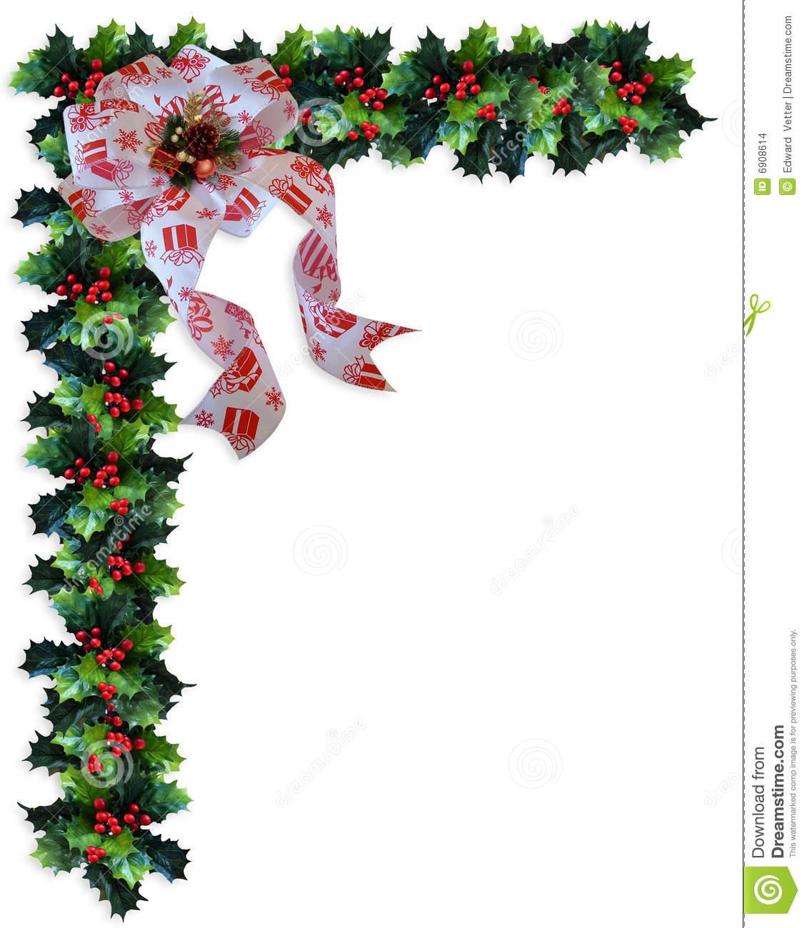 Christmas Corner Border Clip Art | Clipart Panda - Free ...
