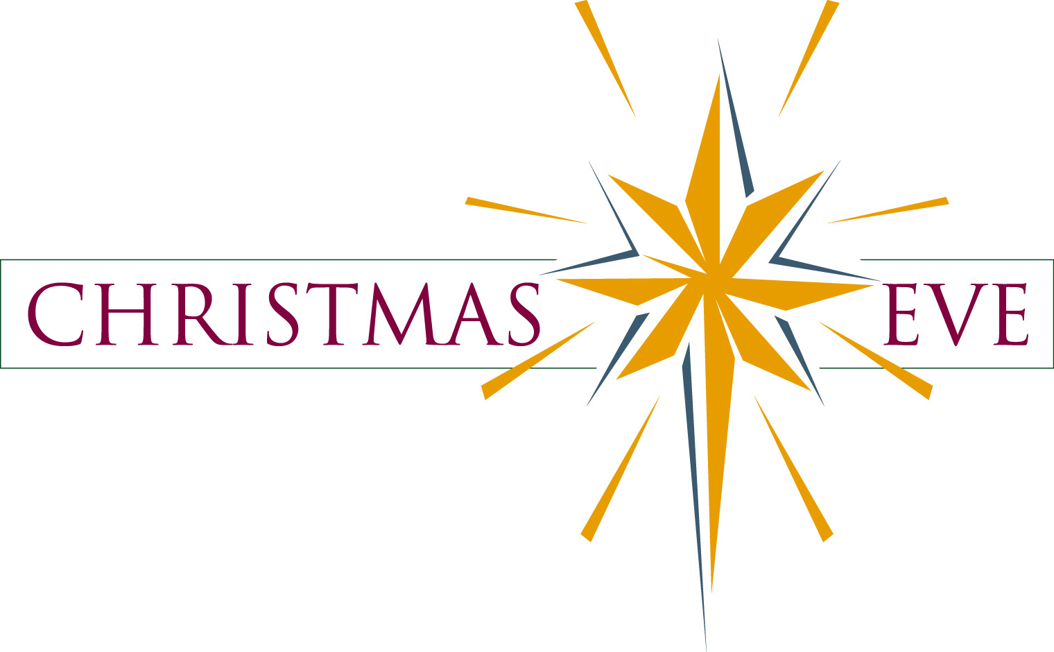 christmas eve service clipart - photo #8