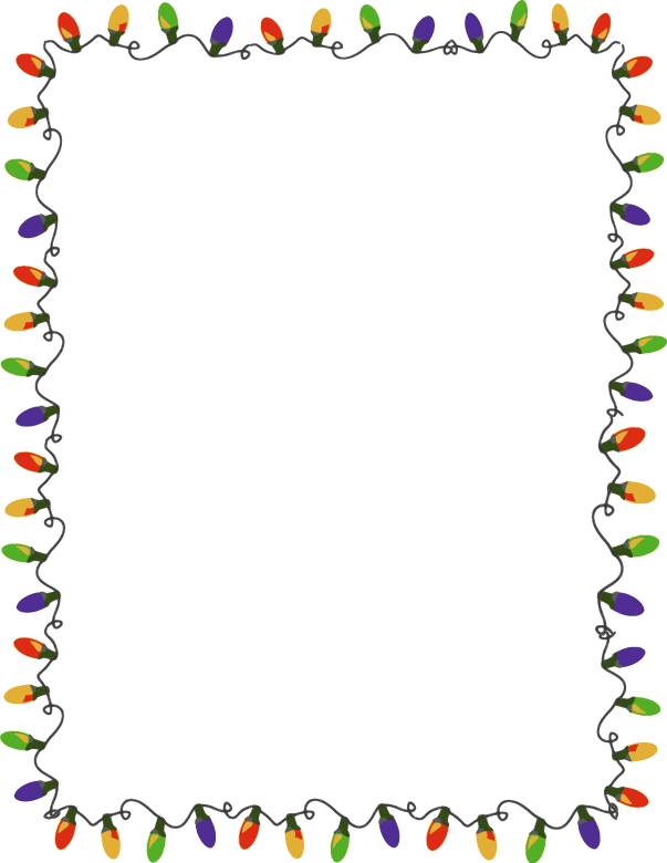 clipart xmas borders - photo #4