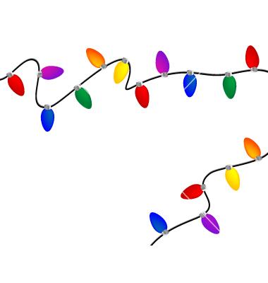 Christmas lights clipart border clipart panda free clipart images christmas20lights20clipart20border publicscrutiny Image collections