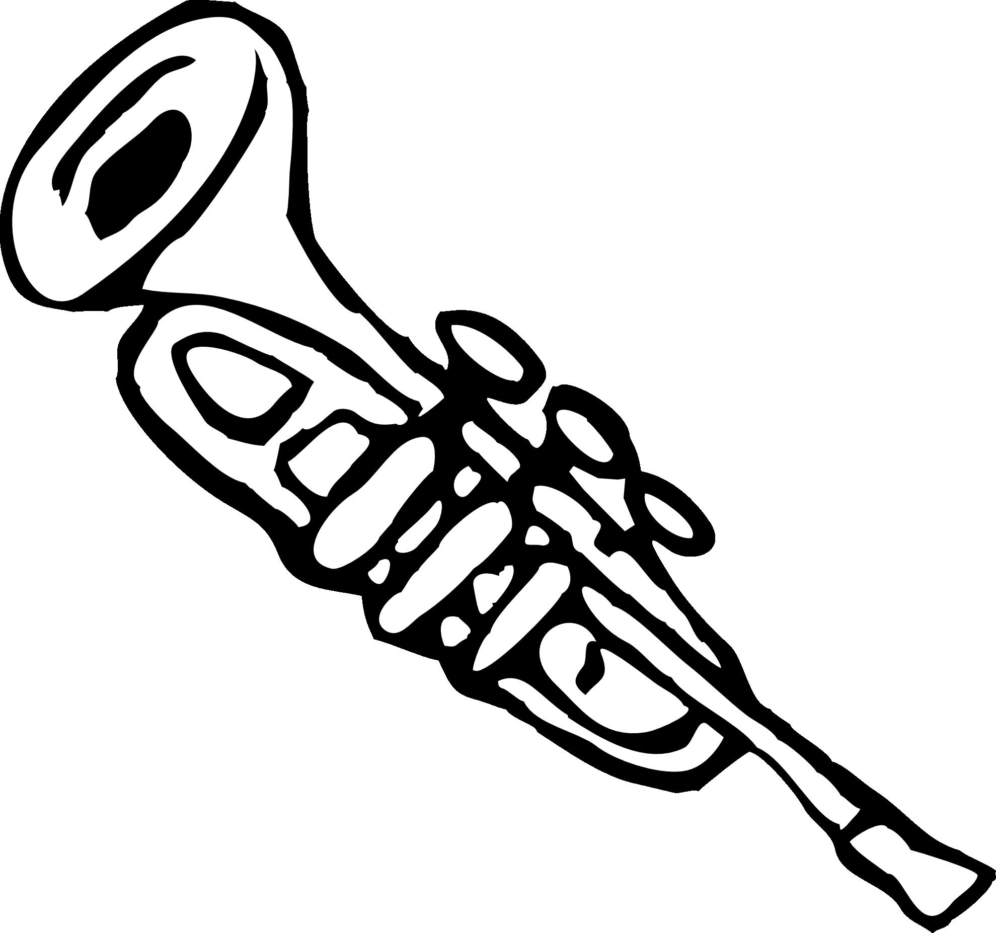 Christmas Music Clip Art