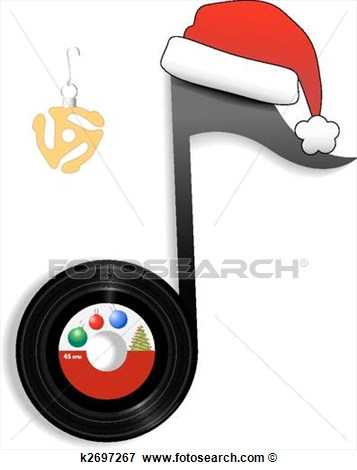Christmas Musical Notes Clip Art | Clipart Panda - Free Clipart Images