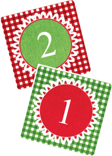 "Calendar Numbers Clipart : Search results for ""printable calendar numbers christmas"