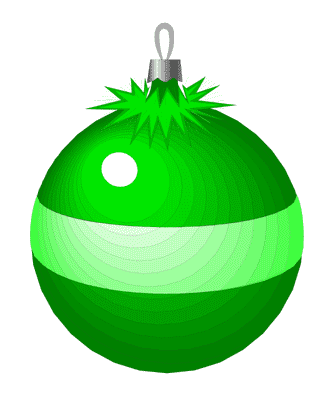 Christmas Ornament Border Clipart   Clipart Panda - Free ...