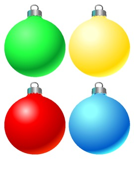 Christmas Ornaments Clipart | Clipart Panda - Free Clipart ...