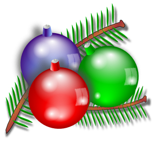 Christmas Ornaments Clipart | Clipart Panda - Free Clipart Images