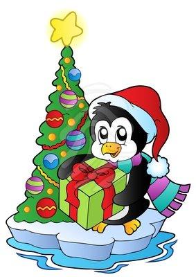 christmas penguin clipart clipart panda free clipart. Black Bedroom Furniture Sets. Home Design Ideas