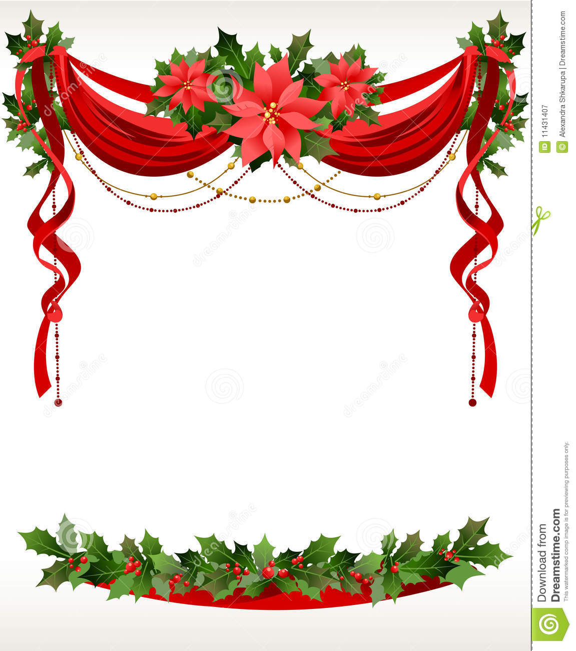 Christmas Picture Frame Clip Art | Clipart Panda - Free Clipart Images