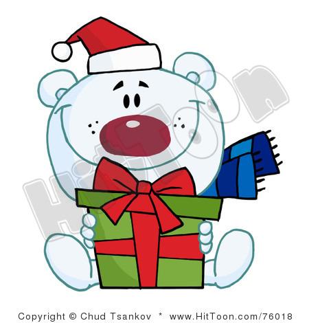 christmas%20polar%20bear%20clipart