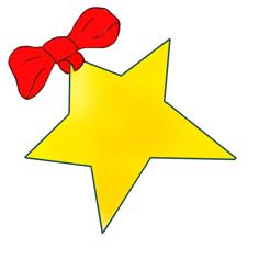 Clip Art Christmas Star Clip Art christmas star clip art outline clipart panda free images