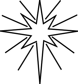 Christmas Star Clipart | Clipart Panda - Free Clipart Images