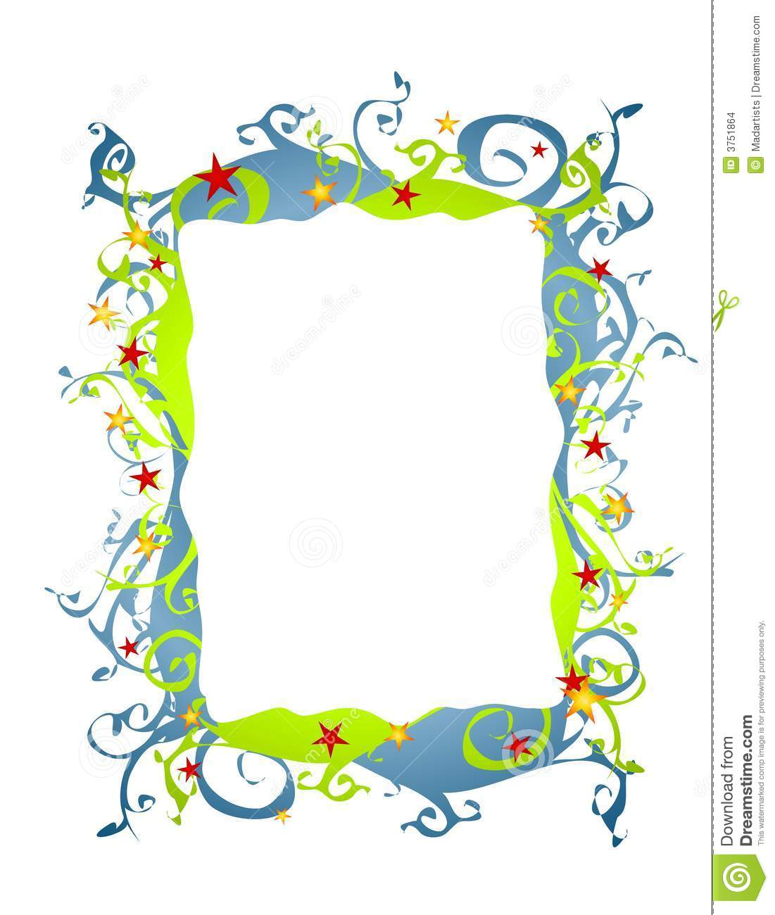 Christmas picture frame clip art clipart panda free clipart images christmas20stars20border jeuxipadfo Gallery