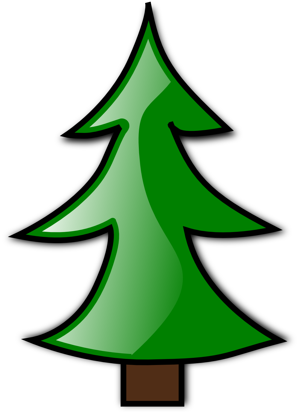 Christmas Tree Clip Art For Free | Clipart Panda - Free ...
