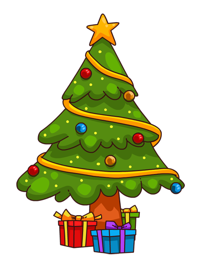 christmas tree clip art watermark clipart panda free. Black Bedroom Furniture Sets. Home Design Ideas