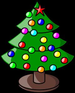 christmas20tree20clipart - Christmas Tree Art