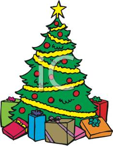 christmas tree with presents clipart clipart panda free clipart rh clipartpanda com christmas tree with presents and santa clip art christmas tree with presents under it clipart