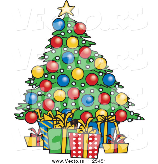 Fat Christmas Trees