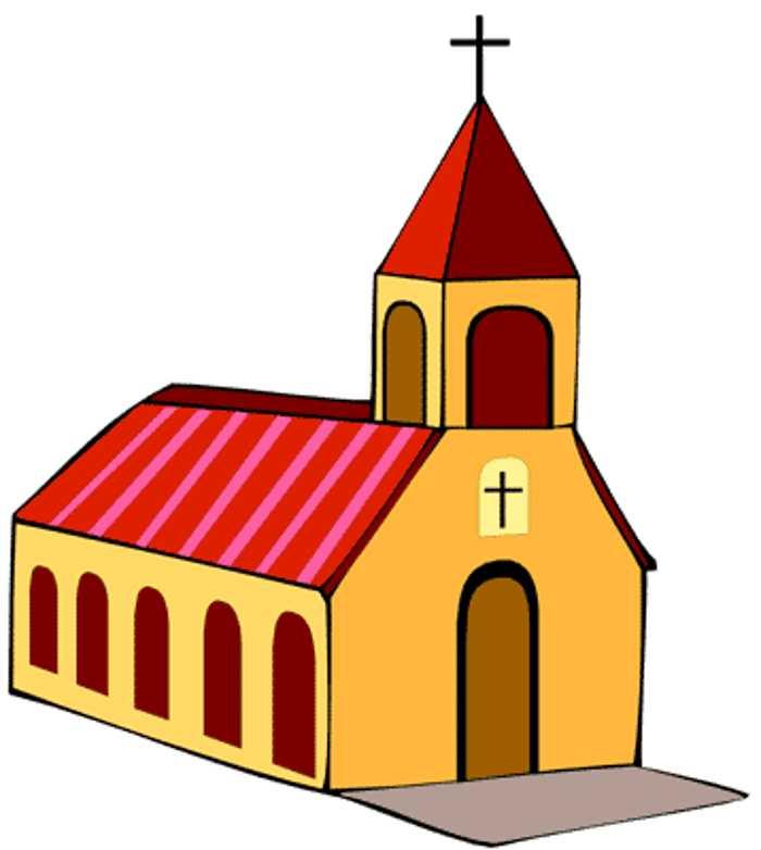free clip art church images - photo #2