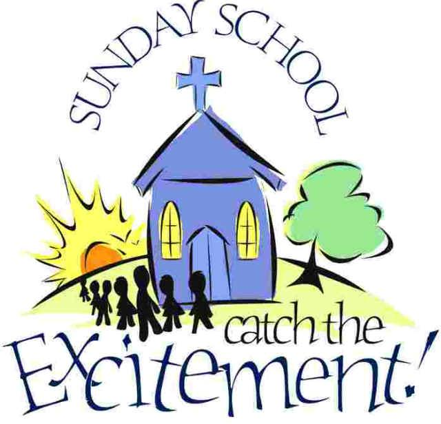 Free Sunday School Clipart
