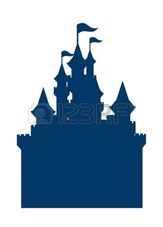 Disney Castle Silhouette Clip Art | Clipart Panda - Free Clipart ...