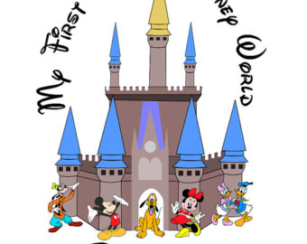 Disneyland Castle Clipart | Clipart Panda - Free Clipart Images