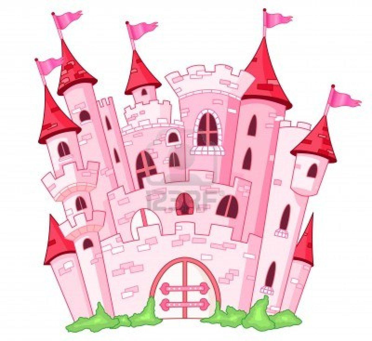 Cinderella castle clip art clipart panda free clipart for Image chateau princesse