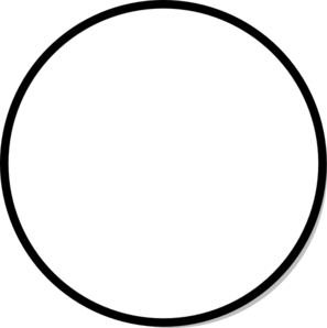 Circle Clip Art Black White | Clipart Panda - Free Clipart Images